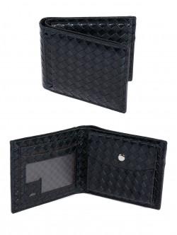 Черен мъжки портфейл