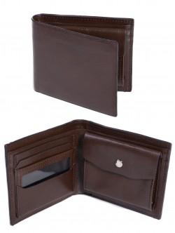 Мъжки портфейл - кафяв