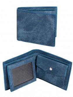 Мъжки портфейл - син
