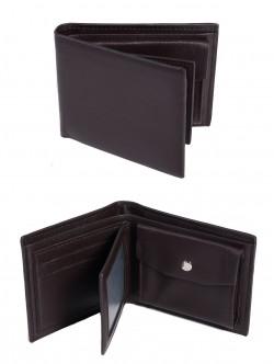 Мъжки портфейл - черен