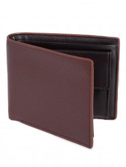 Мъжки портфейл - светло кафяв