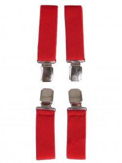 Двойни тиранти - червени