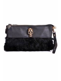 Чанта от естествен косъм