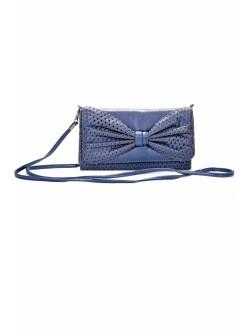 Чанта портмоне синьо