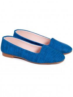 Ниски обувки - сини