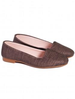 Ниски обувки - кафеви
