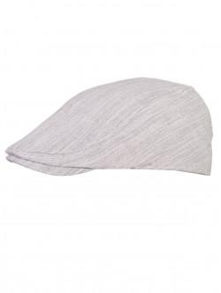 Мъжки памучен каскет - бежов