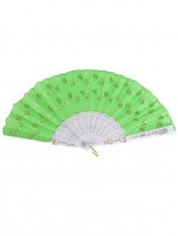 Ветрило с пайети - зелено
