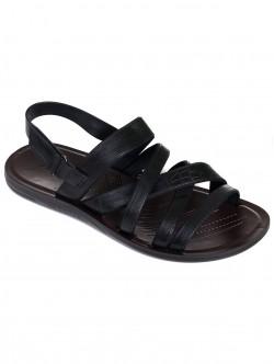 Мъжки сандали - черни