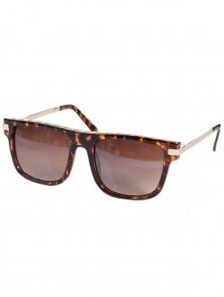 Дамски очила с кафява рамка