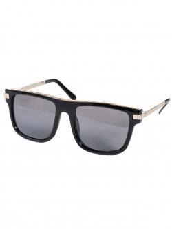 Дамски очила с черна рамка