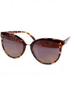 Слънчеви очила Диана - кафеви