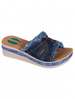 Дамски чехли Jeans