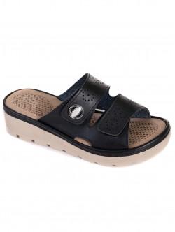 Летни дамски чехли