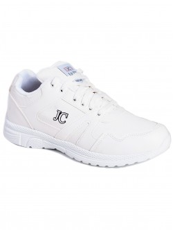 Мъжки маратонки JC - бели