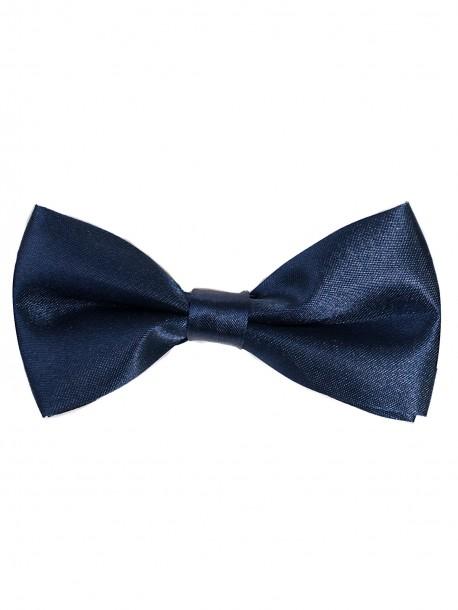 Мини папийонка - синя