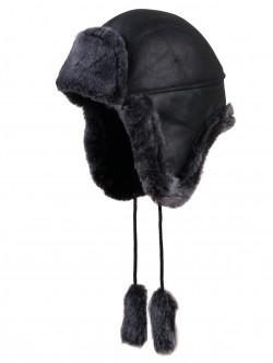 Детска шапка - ушанка