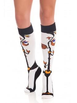 Дамски чорапи Арт ШОК уайт