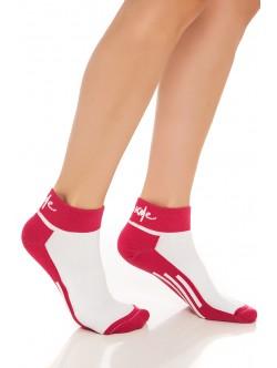 Къси дамски чорапи Дуо йога актив