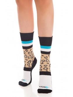 Къси дамски чорапи Лео Ънкле