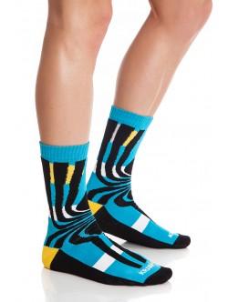 Мъжки чорапи Текила Сънрайс Блу
