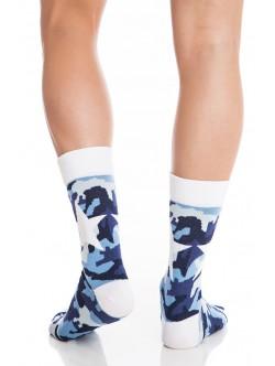 Къси мъжки чорапи Милитъри