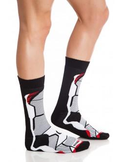 Къси мъжки чорапи Нинджа Страйк