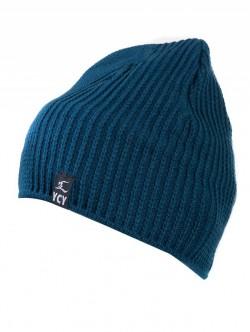 Мъжка зимна шапка - синя