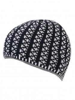Мъжка зимна шапка - черна