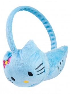 Детски наушници Кити - сини