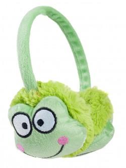 Наушници за деца - зелени