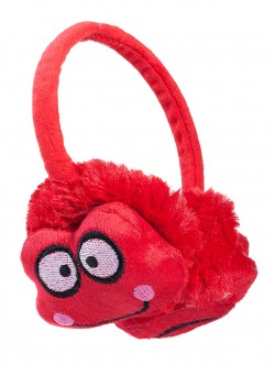 Наушници за деца - червени