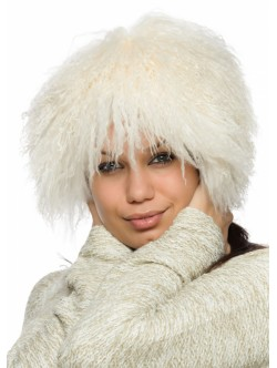 Дамска шапка Лама