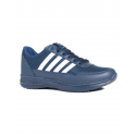 Сини маратонки с ленти