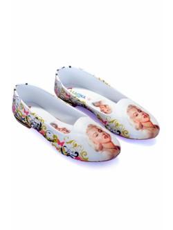 Дамски обувки Мерилин Монро