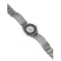 Дамски часовник със сребриста метална верижка