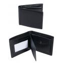 Мъжко портмоне в черен цвят