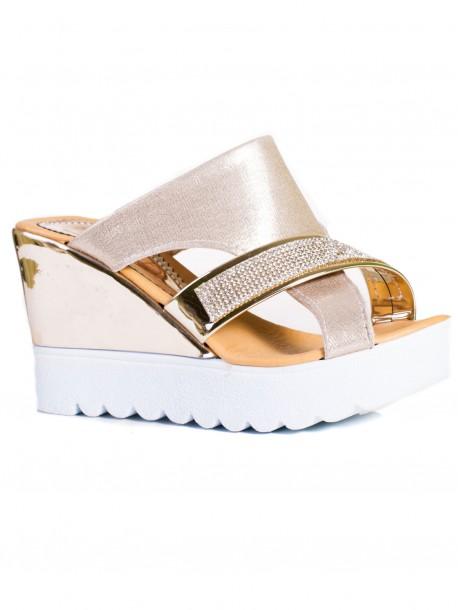 Дамски елегантни чехли