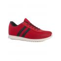 Червени мъжки маратонки на ниска цена
