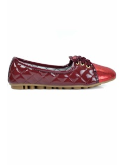 Дамски обувки Гери червено