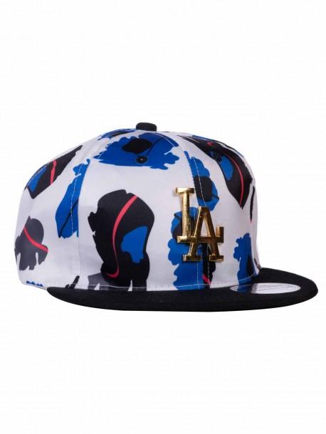 Рапърска шапка с права козирка