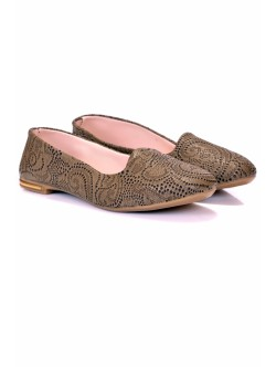 Обувки Заки кафяво