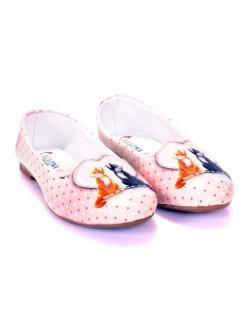 Дамски обувки две котета