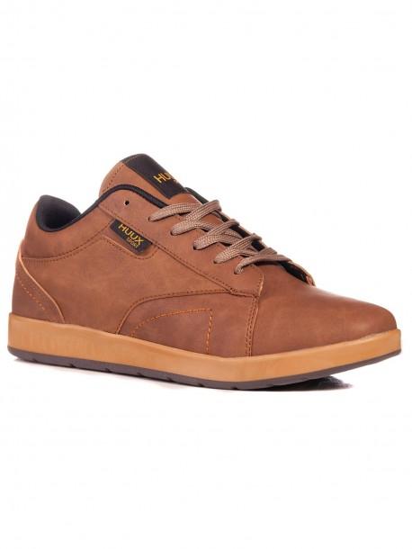 Мъжки спортни обувки в бежов цвят