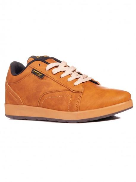 Мъжки спортни обувки в цвят камел