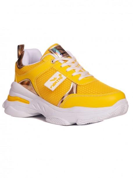 Жълти дамски маратонки