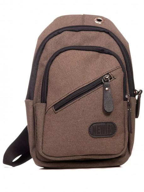 Мъжка чанта от брезент