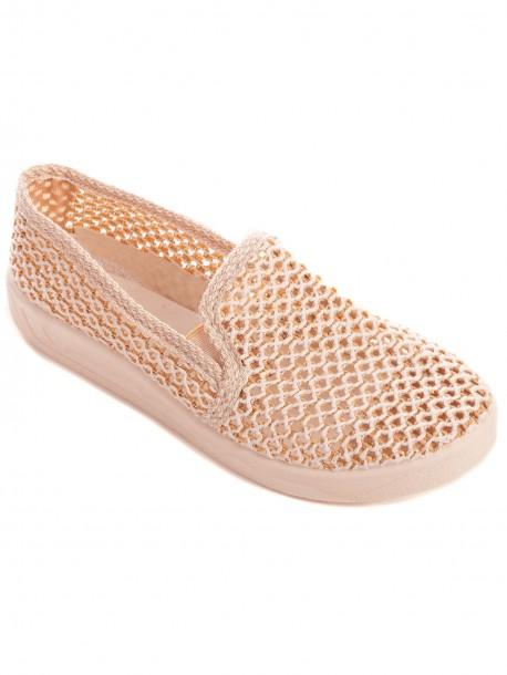 Мъжки плетени обувки
