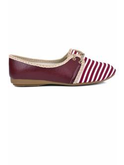 Дамски обувки Катя бордо