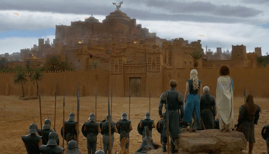 Игра на тронове Мароко
